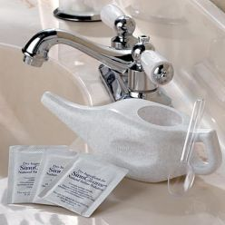 Tapwater for Neti Pot